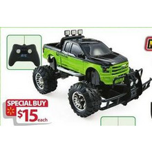New Bright RC Truck