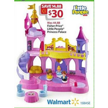 Fisher-Price Little People Princess Castle