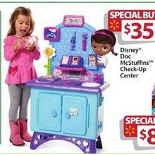 Disney Doc McStuffins Check Up Center