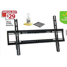 Tilting TV Wall Mount Kit