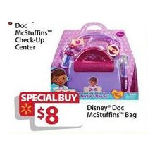Disney Doc McStuffins Bag