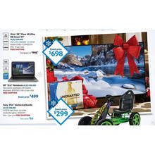 "VIZIO 58"" 4K 120Hz LED Smart HDTV (D58u-D3)"