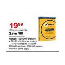 Norton Security Deluxe (5 Devices)