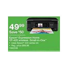 Expression Home XP-420 Small-in-One Printer