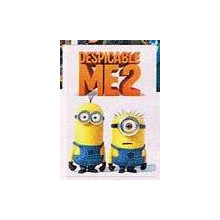 Despicable Me 2 (BOGO $1 DVD)