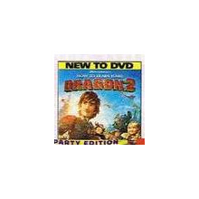 How to Train Your Dragon 2 (BOGO $1 DVD)