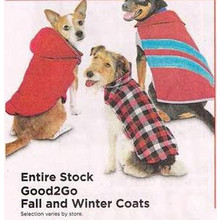 Good2Go Winter Coats - 50% Off