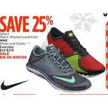 Nike Mens Cleats (Select Styles) - $16.50 - $157.50
