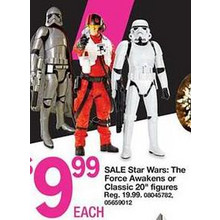 Star Wars: Classic 20-in. Figures