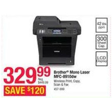 Brother Mono Laser (MFC-8910dw)