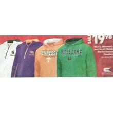 NCAA Mens Performance Hoodies