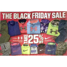 Under Armour Youth Athletic Apparel (Select) 25% Off
