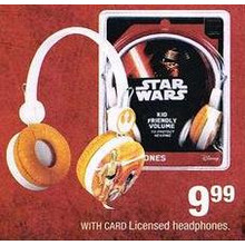 Licensed Headphones