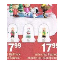 Hallmark Peanuts Toppers (Assorted)