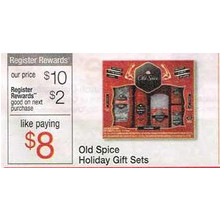 Old Spice Holiday Gift Sets