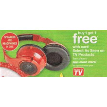 As Seen On Tv Products (Select) BOGO Free