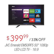 "LVC Emerald 50"" 1080p LED LCD TV (EM50RF5)"
