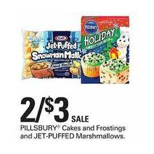Pillsbury Cakes 2 FOR $3.00