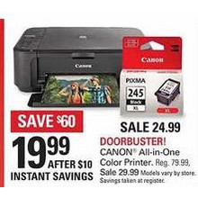 Canon All-In-One Color Printer