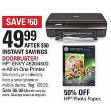 HP Envy 4520 e-All-In-One Printer