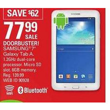 "Galaxy Tab A 7"" 8GB Tablet"