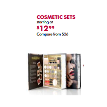 Cosmetic Sets - From $12.99