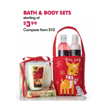 Bath & Body Sets (Assorted) - From $3.99