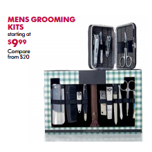 Mens Grooming Kits - From $9.99