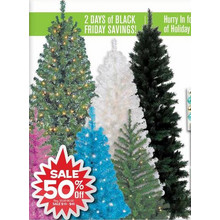 Christmas Trees - 50% OFF