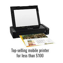 Top-Selling Mobile Printer UNDER $100.00