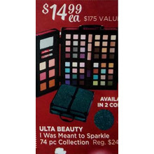 Ulta Beauty I Was Meant to Sparkle 74-pc. Collection (Assorted Colors)