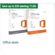 Microsoft Office Home & Student 2016 Save up to 50%