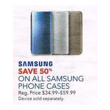 Samsung Phone cases 50% OFF