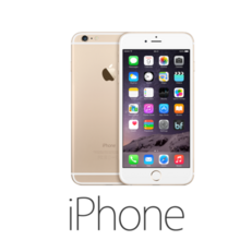 iPhone 6s Plus 16GB (Silver, Gold, Space Gray, Rose Gold)