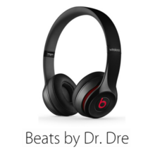 Beats By Dr. Dre Solo 2 On-Ear Headphones (Blue, Gray, Black, Red)