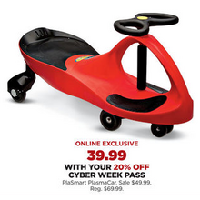 PlaSmart PlasmaCar with 20% Off Code DEALSEEKER