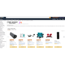Amazon Cyber Monday Deals Week 2015