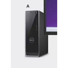 Dell Inspiron Small Desktop w/ 6th Gen. Intel Core i3, 4GB RAM, 1TB HDD & Win 7 Pro