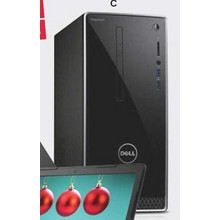 Inspiron Desktop w/ Intel Core i5 1TB Hard Drive 12GB RAM & Win 10 Pro With Code 429DT