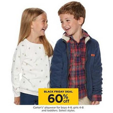 60% Off Carter's Toddler Playwear