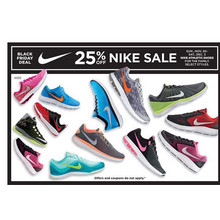 25% Off Nike Mens Athletic Shoes