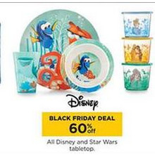 60% OFF Disney Tabletop