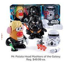 Mr. Potato Mashters of the Galaxy