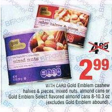 Gold Emblem Mixed Nuts