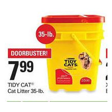 Tidy Cat 35-lb. Cat Litter