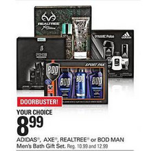 ADIDAS Men's Bath Gift Set