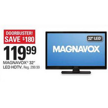 "Maganavoc 32"" LED HDTV"