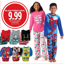 Boys Sleep Sets (Assorted)