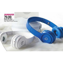 Dr. Dre Beats HD Solo Drenched Headphones