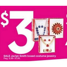Jaclyn Smith Boxed Costume Jewelry [EarlyBird]
